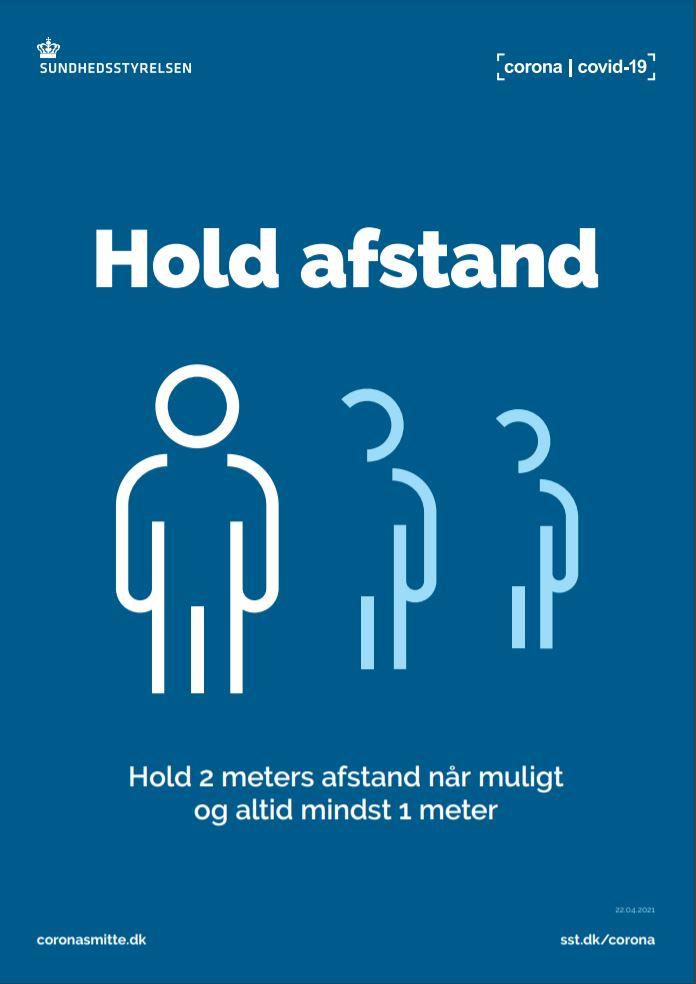 Holdafstand